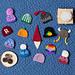 More Mini Hats pattern