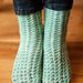 Hoarfrost Socks pattern