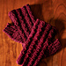 Quick Twisted Mitts pattern