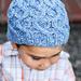 Shifting Bricks Hat pattern