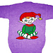 Christmas Elf Jumper / Sweater Knitting Pattern pattern