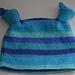 Knotty Baby Hat pattern