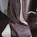Amalfi Mesh Lace Infinity Cowl, Wrap & Scarf pattern