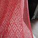 Diamond Mesh Lace Wrap in 3 sizes pattern