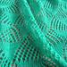 Triangulated Shift Lace Wrap pattern