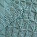 Kites & Pinwheels Reversible Baby Blanket pattern