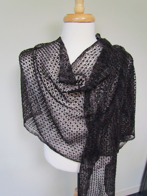 mimic mesh lace