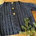 Pines Cardigan pattern