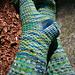 Northampton Beat Socks pattern