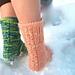 Socks, With Love pattern