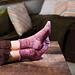 Pot Pourri Socks pattern