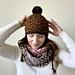 Brownie Hat pattern