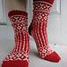 Winterfell Socks pattern