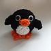 Bubbles the Mini Penguin pattern
