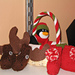 #08 Reindeer Booties pattern