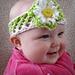 Breezy Summer Headband pattern