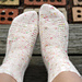 Point Me Socks pattern