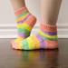 Ski Bunny Socks pattern