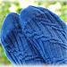 Blaue Lagune pattern