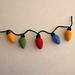 Christmas Lights pattern