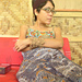 Antique Lace Cuff in Baby Camel Yarn pattern