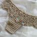 Motif Lace Tanga pattern