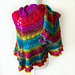 Shine Bright Shawl pattern