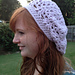 The Kid Lace Slouch Hat pattern