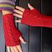 krakspark half mittens pattern