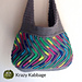 Fast-forward Chevron Purse pattern