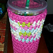 Iced Beverage Cup Cozy pattern