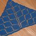 Leaf Lace Kerchief pattern
