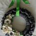 Ruffle Wreath pattern