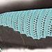 Wiggle Lace Scarf pattern