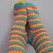 Slip and Swirl Socks pattern