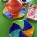 Swirly Twirlies - Stashbusting Felted Projects for your Home pattern