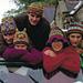 Wild Wooly Headgear pattern
