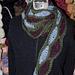 Mosaic Crochet Scarf pattern