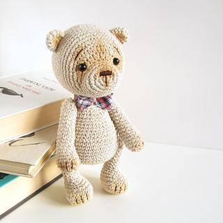 Ravelry: Amigurumi Theodore pattern by Tiny Mini Design | 320x320
