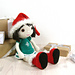 Christmas Elf - Girl pattern