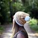 Goldenrod Hat pattern