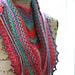 V-eekender Scarf/Shawlette pattern