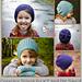 Crunchy Slouch Hat pattern