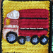 Truck Applique pattern