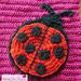 Ladybug Applique pattern