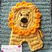 Lion Applique pattern
