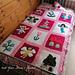 Fairy Garden Blanket (Excluding Appliques) pattern