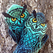 Owl Around pattern