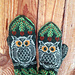 Don't Give a Hoot pattern
