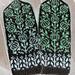 THISTLE mittens pattern